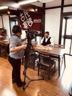 5月28日~放送をご覧ください! 木曽人が木曽広域ケーブルTVより取材を受けました。