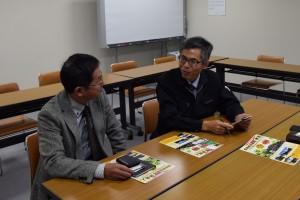木曽広域情報センター 訪問